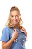 Scrub nurse poster