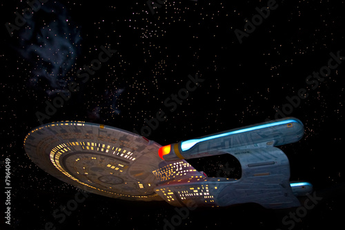 USS Enterprise - 7964049