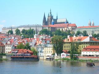 View of Hradcany, Prague