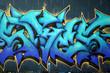Quadro Street Graffiti Spraypaint