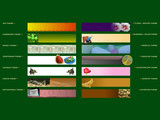 Banners / Headers for Web, Blogs, Affiliate Programs poster