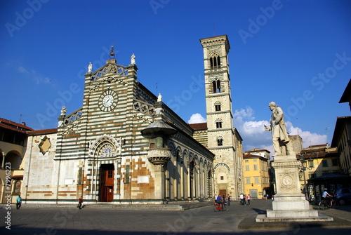 Prato, Cattedrale di Santo Stefano  Poster
