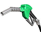 Dripping gas pump nozzle - 7996833
