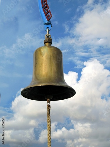 Heavy Bronze Bell