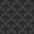 roleta: Gray antique seamless wallpaper background design tile