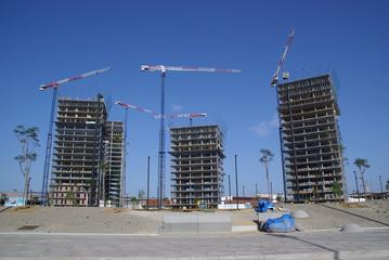Baustelle - Drilling - Neubau