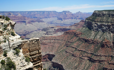 The View of the Grand Canyon