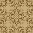Retro ornamental tile