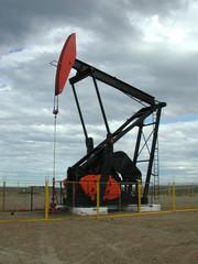 Estrazione del petrolio - Patagonia Argentina