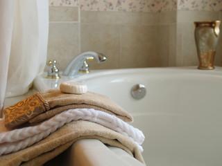 Elegant Bathtime
