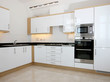 Modern White Kitchen Interior