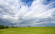Huge Clouds In The Sky