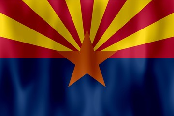 drapeau arizona flag