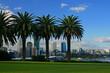 Quadro The City of Perth, Western Australia