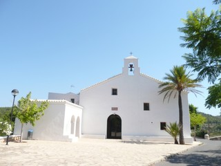 Iglesia de San Vicente - 2 - Ibiza