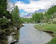 HDR Lago delle streghe...Parco nazionale veglia devero