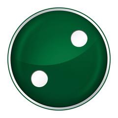 Button 2 grün