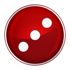 Button 3 rot
