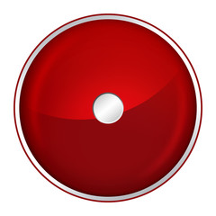Button 1 rot