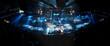 Leinwandbild Motiv big concert