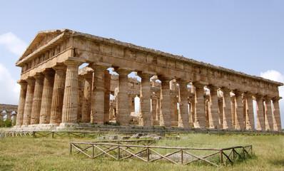 Temple of Neptune, Paestum