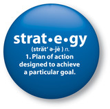strategy poster