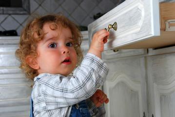 les dangers de la maisons