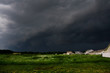 incoming storms