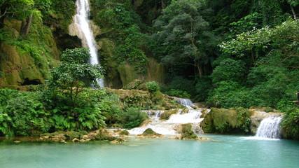 waterfall park