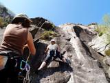 Fototapety Klettern