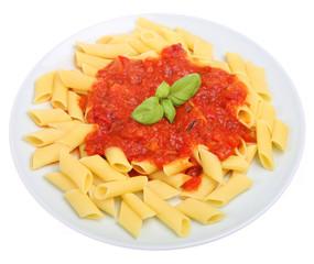 Italian Pasta Meal