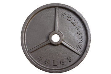 45 lbs barbell weight