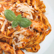 Linguine Pasta with Chicken