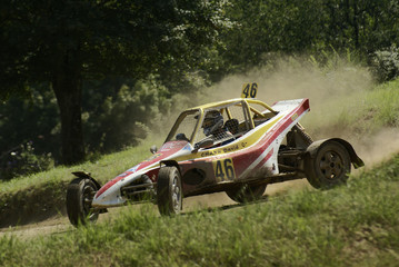 autocross virage