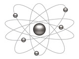 Atom. Atomkraft poster