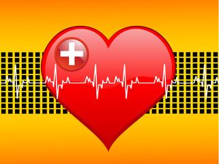 heart-beats on graph