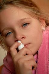 Erkranktes Kind