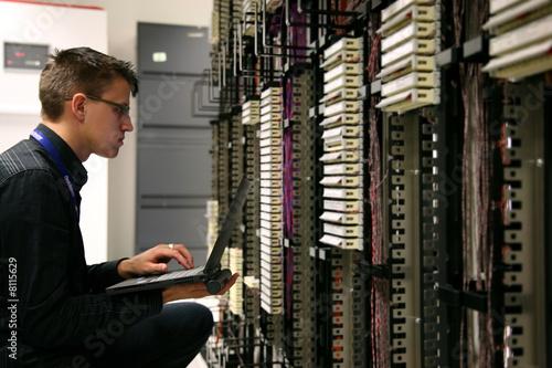 Telecommunications Engineer