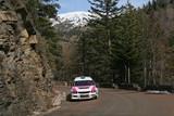 Fotoroleta Rallye