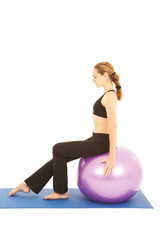 Pilates exercise series