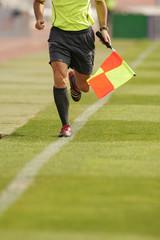 Futbol Juez de linea