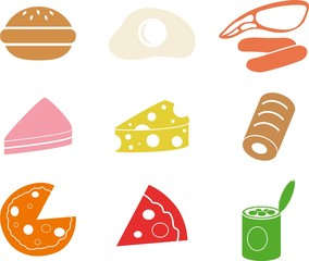food shapes