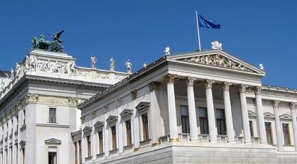 parlament in vienna