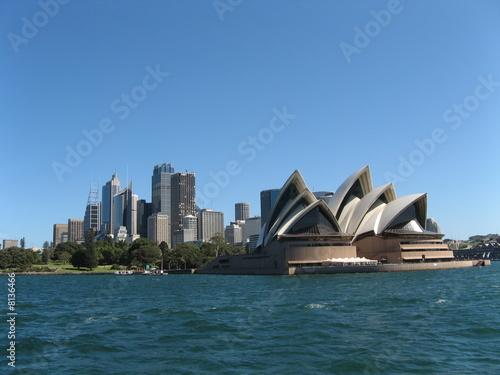 Papiers peints Australie Sydney Panorama