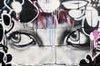 Quadro graffiti - regard