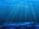 Fototapety underwater bottom