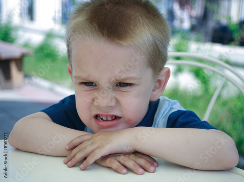 The annoyed boy by jura, Royalty free stock photos #8160271 on ...jura boy