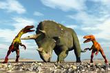 ravenous dinosaurs poster