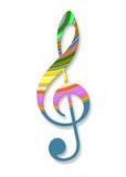 husľový kľúč