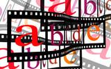 ABC Alphabet letters film poster
